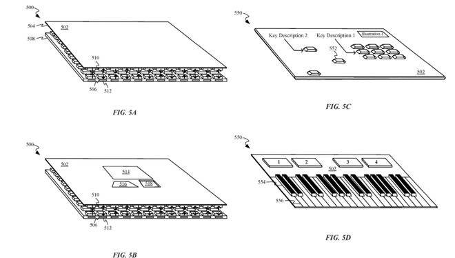 Apple Keyboard Plans