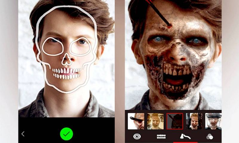 You Have to Try These 10 Horrifyingly Fun Halloween Apps