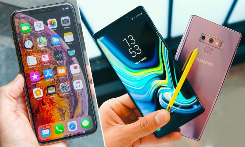 iPhone XS Max Just Killed the Galaxy Note 9 in Every Performance Test