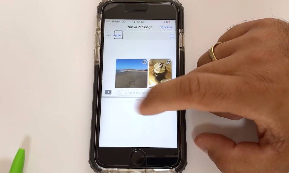 Access Photos On A Lock Screen