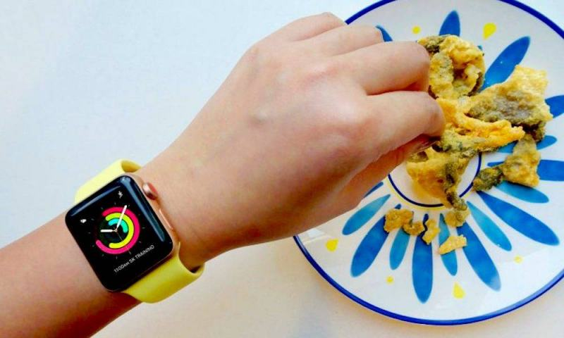 Apple's Donating 1,000 Apple Watches to Help Study Binge Eating