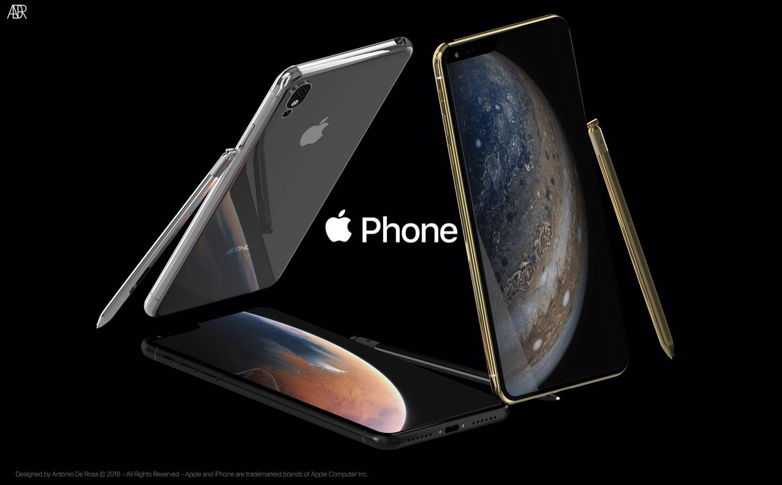 New Apple Iphone Concept Images For 2018 5
