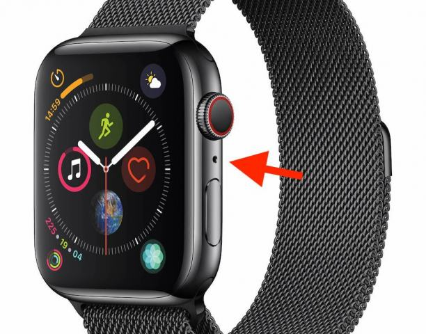Here's What Every Hole on the Apple Watch Series 4 Is for