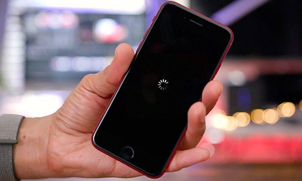 Iphone 8 Restart Respring
