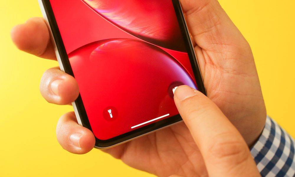Iphone Xr Haptic Touch