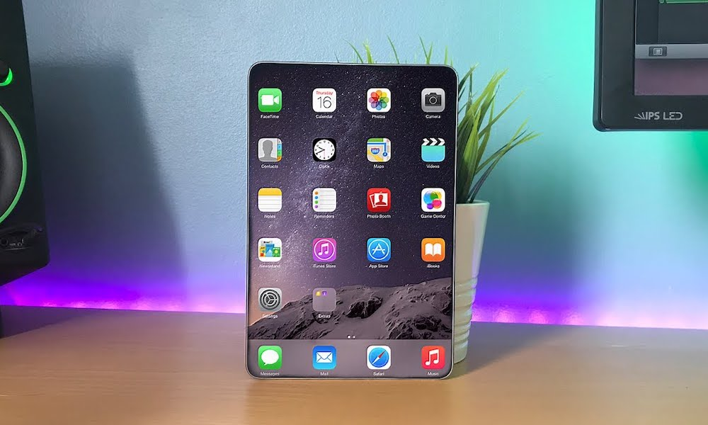 Ipad Mini 5 Concept Image