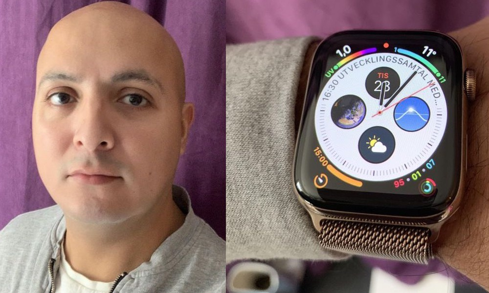Apple Watch Fall Detection Saved Lives