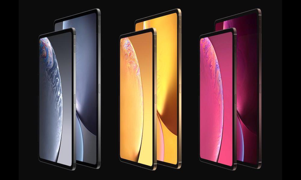 2018 Ipad Pro Concept Image