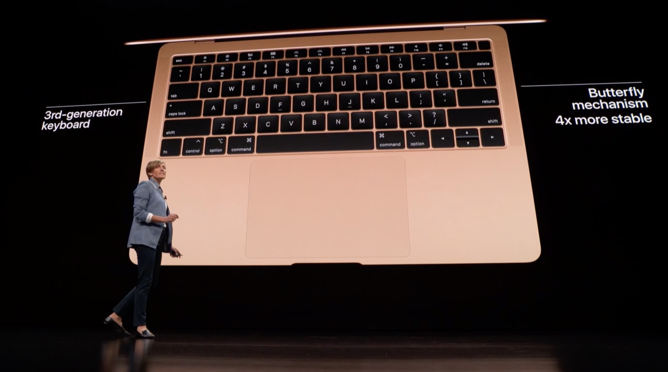 New Macbook Air 2018 11