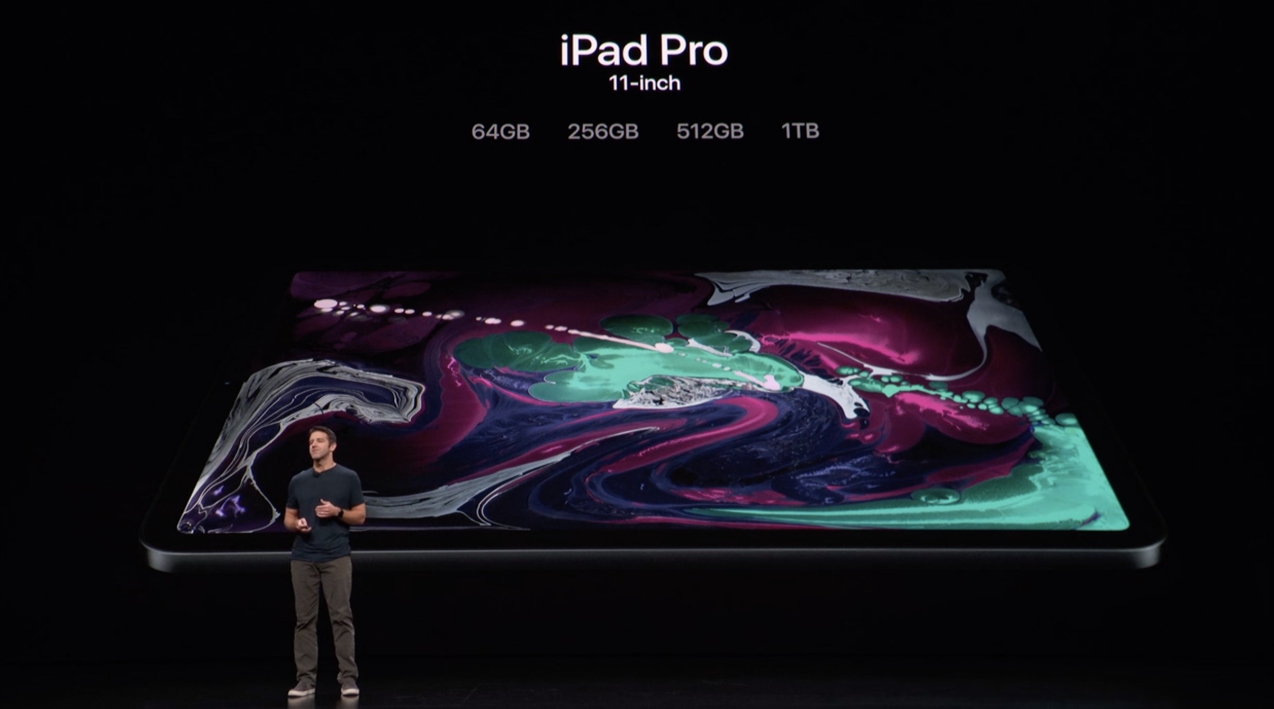 New Apple Ipad Pro 2018 38