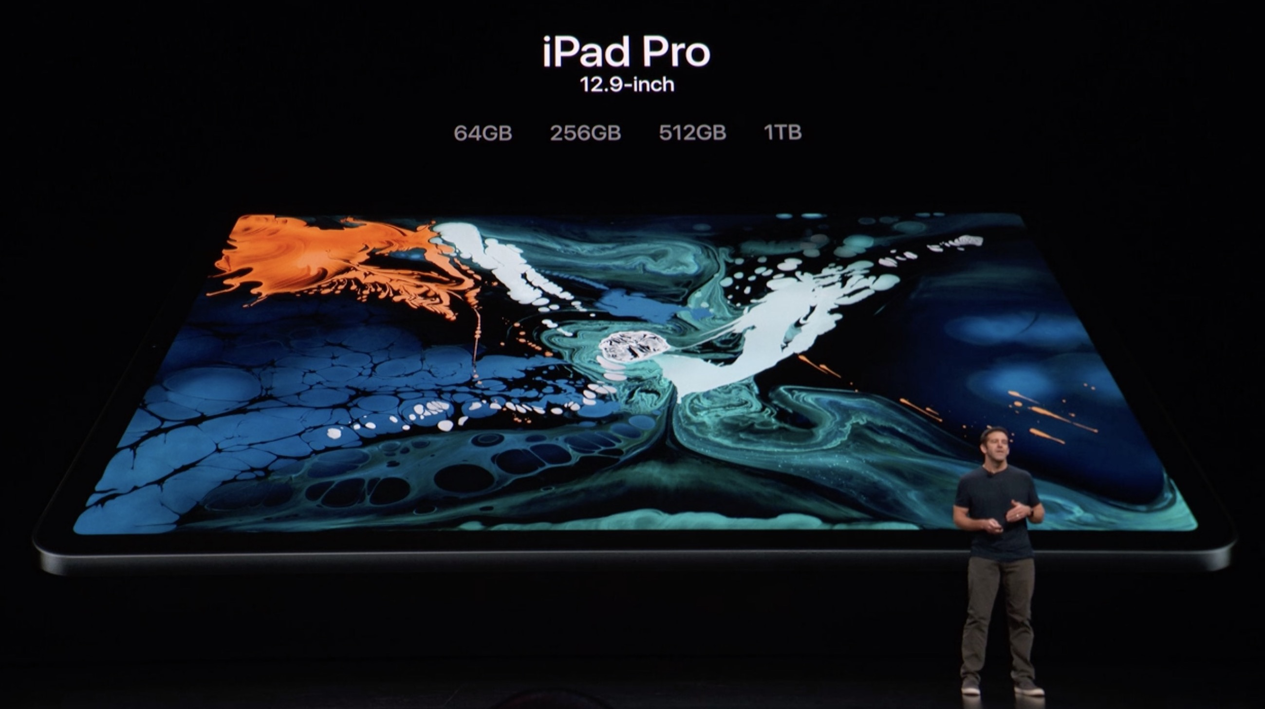 New Apple Ipad Pro 2018 39