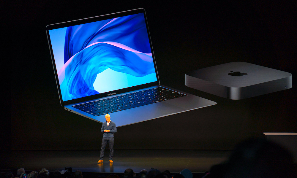 Apple Macbook Air Mac Mini Announcement 11