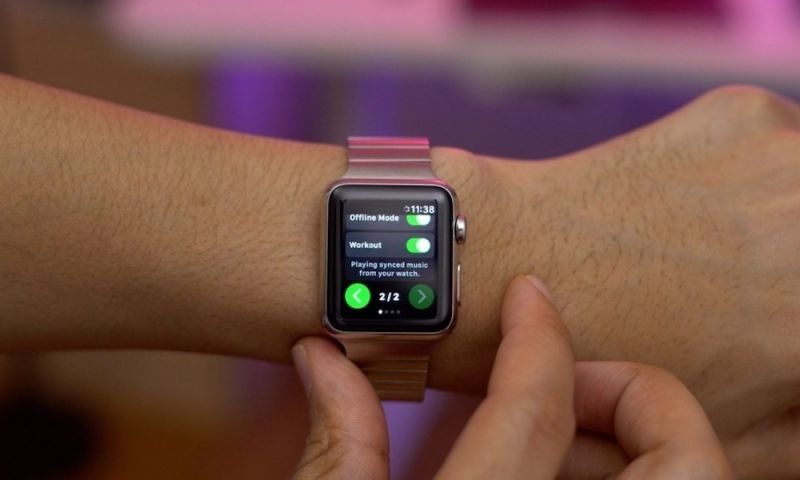 Is a Full-Fledged Spotify App for Apple Watch Coming Soon?