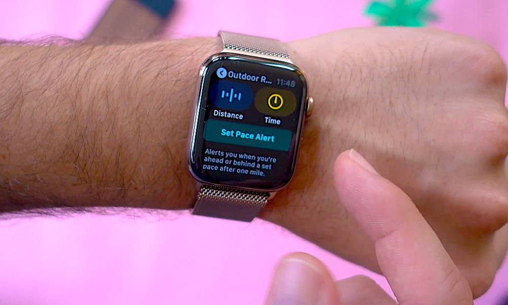 New Workout Features In Watchos 5
