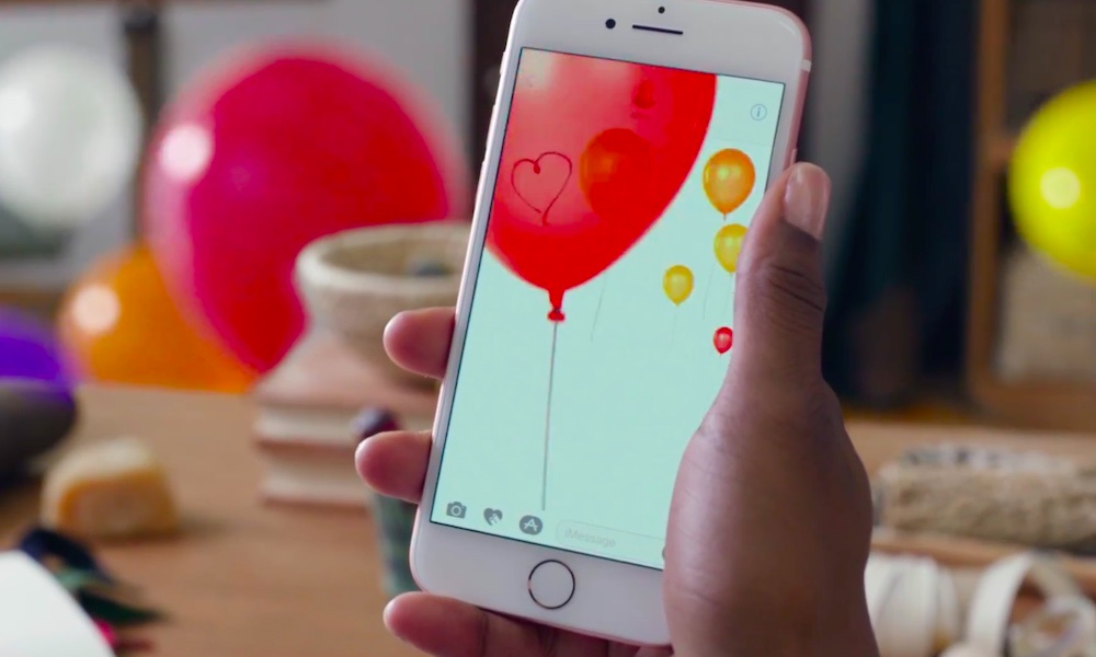 Iphone Balloon Helium