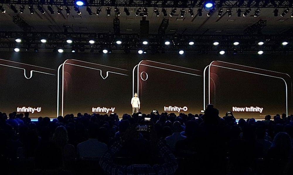 Samsung Infinity Notches Header