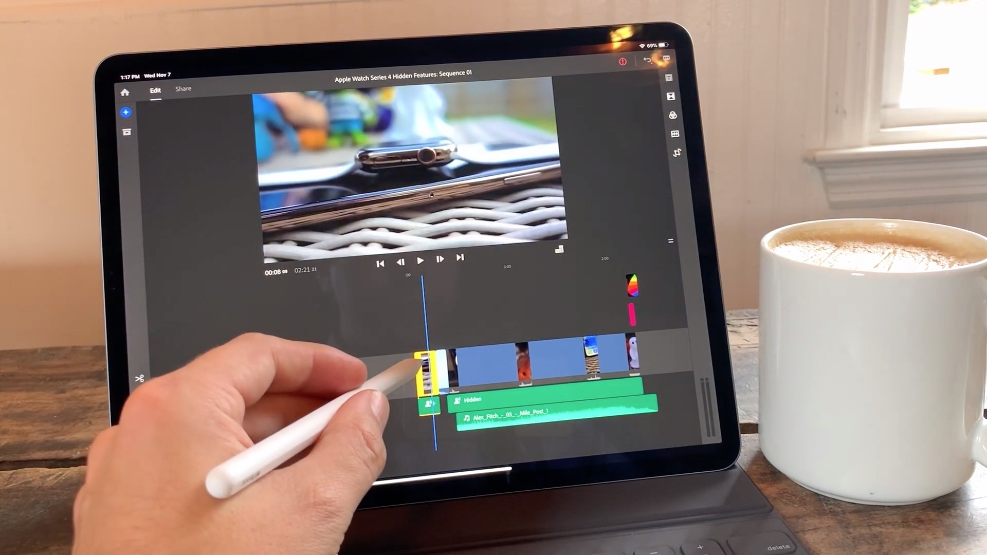 Ipad Pro Video