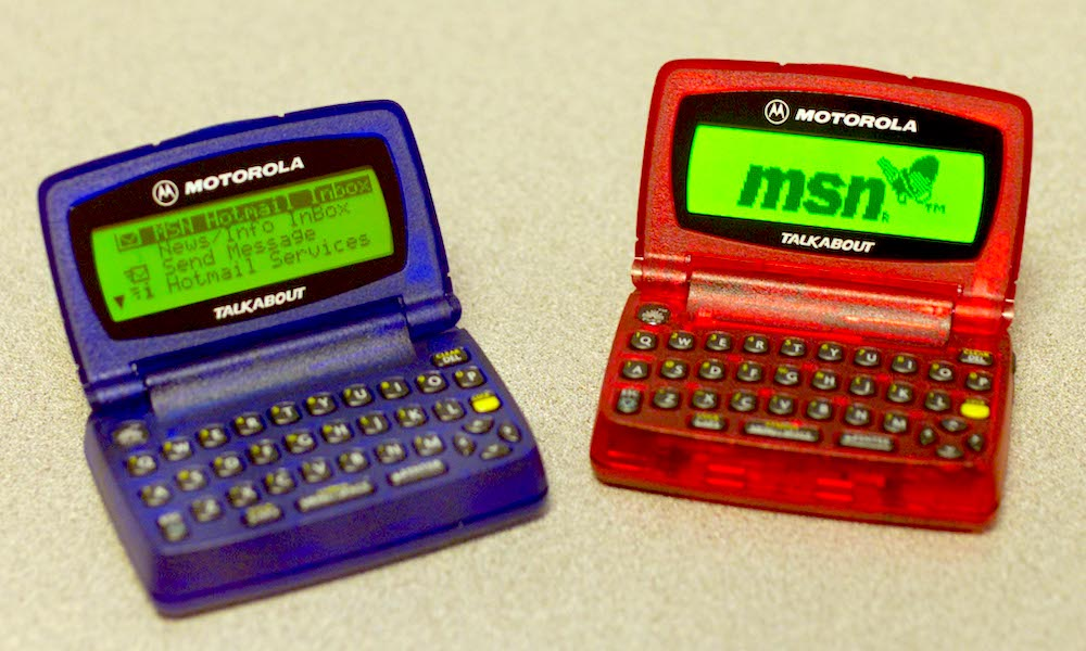 Motorola T900 Talkabout Pager