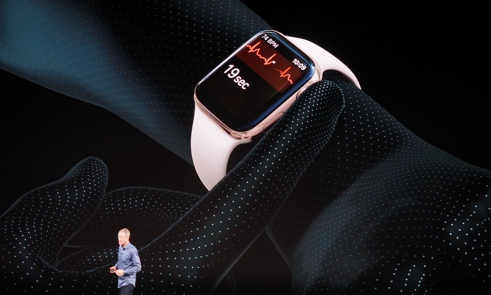 Apple Watch Series 4 Ecg Launch Release Date
