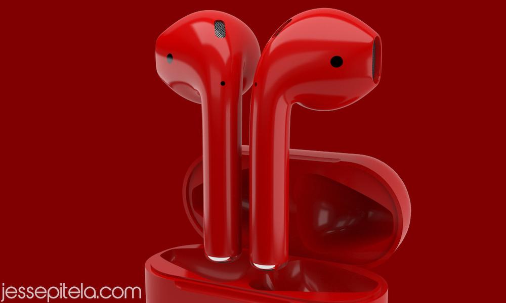 Airpods 2 Concept Design
