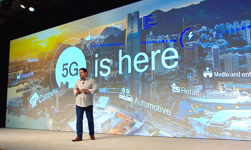 5g Is Here Qualcomm