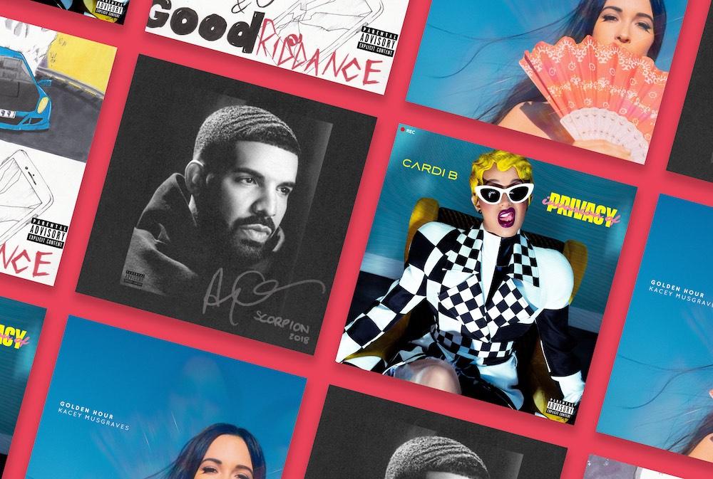 Apple Presents Best Of 2018 Music 12032018