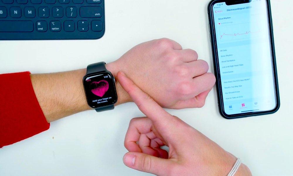 Apple Watch Series 4 Ecg App 001