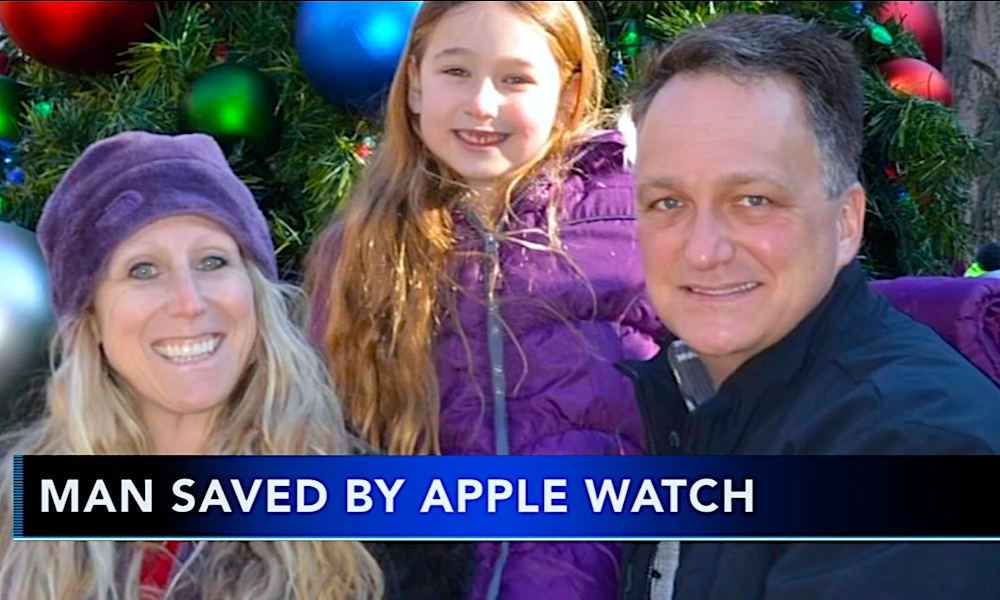 Ed Dentel Apple Watch Abc