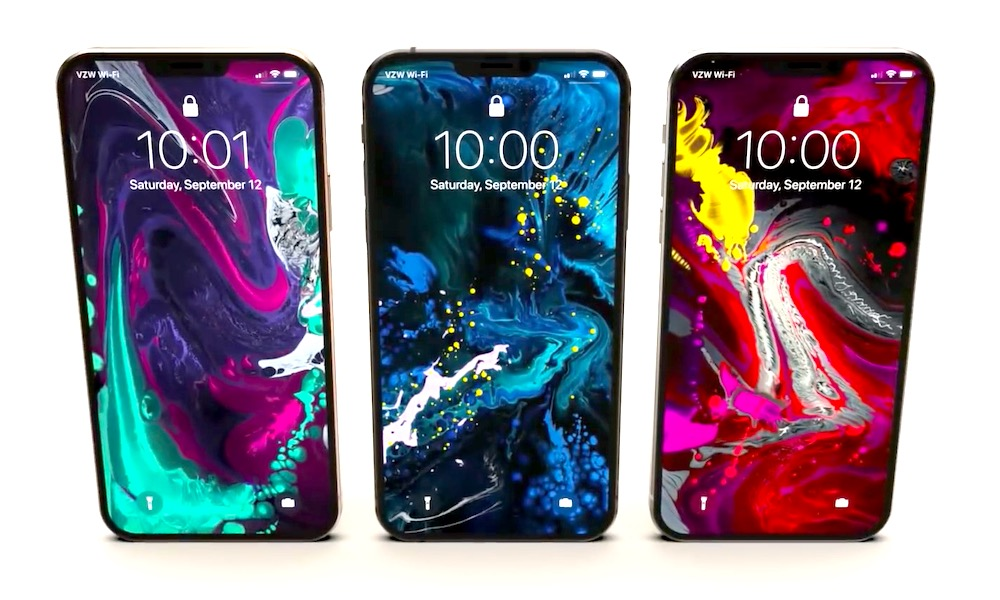 2019 iPhones Might Be Thinner and Lighter (Thanks to Samsung)