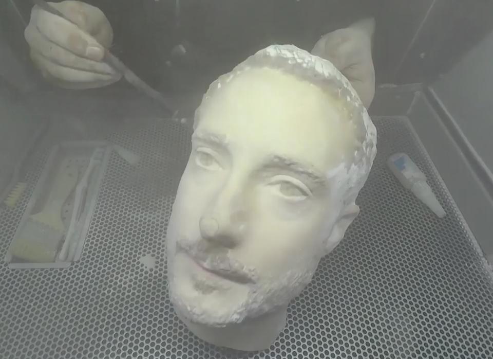 3d Head Face Id