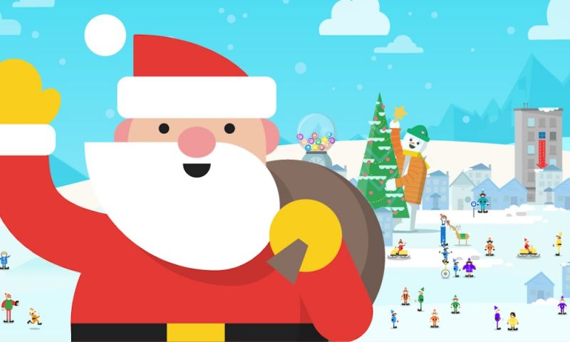 Here's How to Track Santa from All of Your Devices This Christmas!