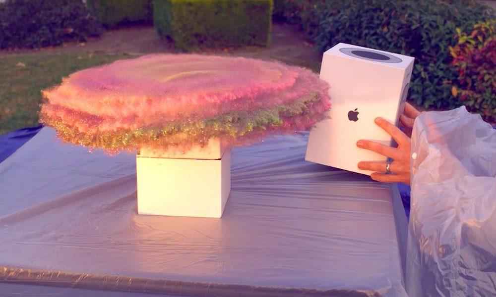 Homepod Glitter Bomb