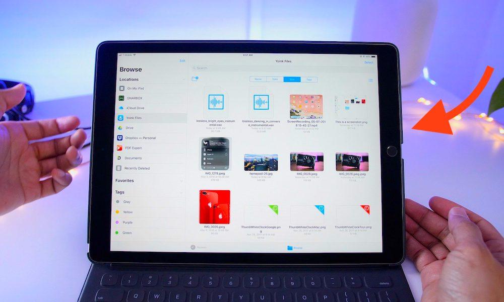 Ios 12 Ipad Files App