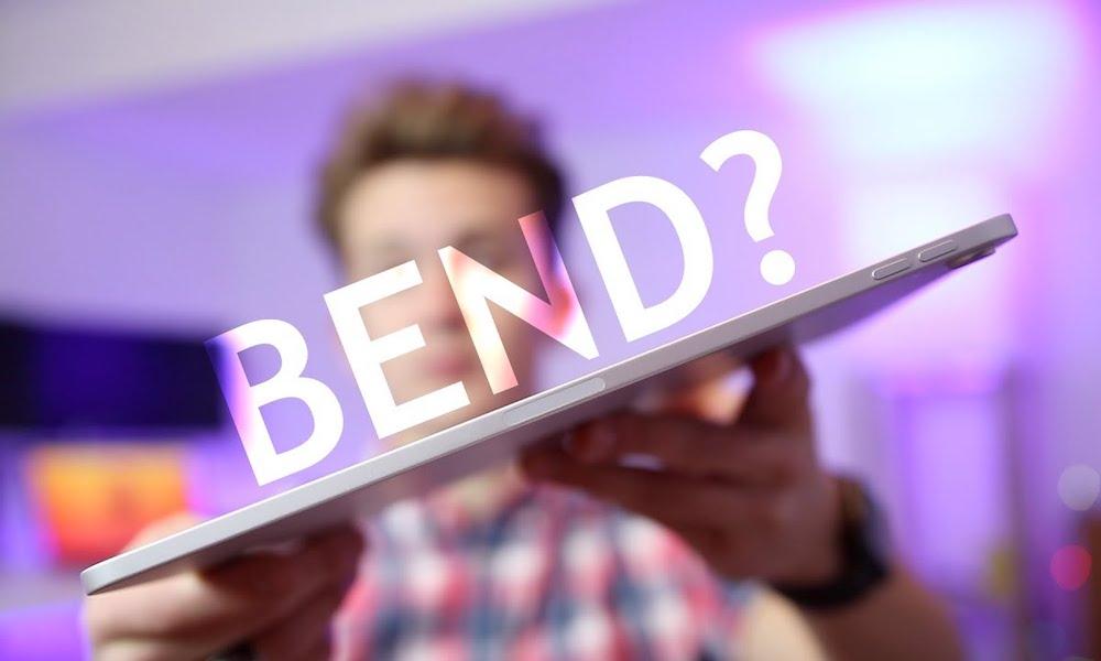 Ipad Pro Bend