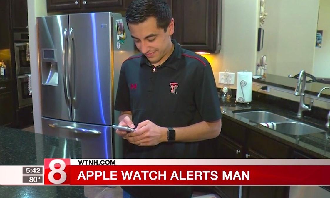 John Arias Apple Watch