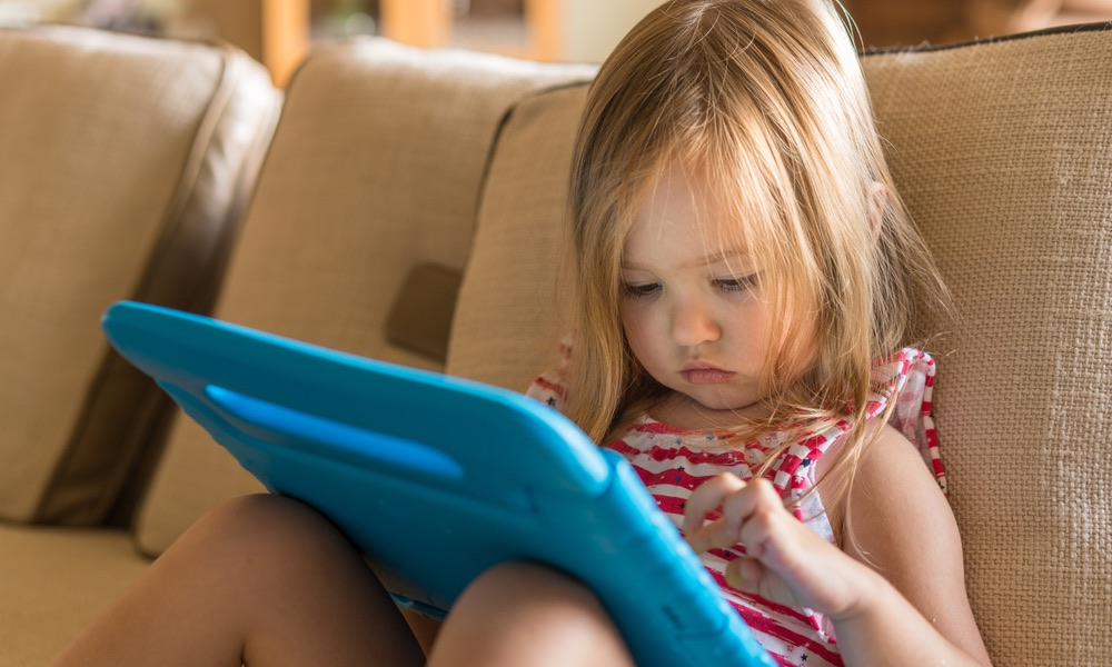Are Tablets Harmful To Kids Research Suggests Not