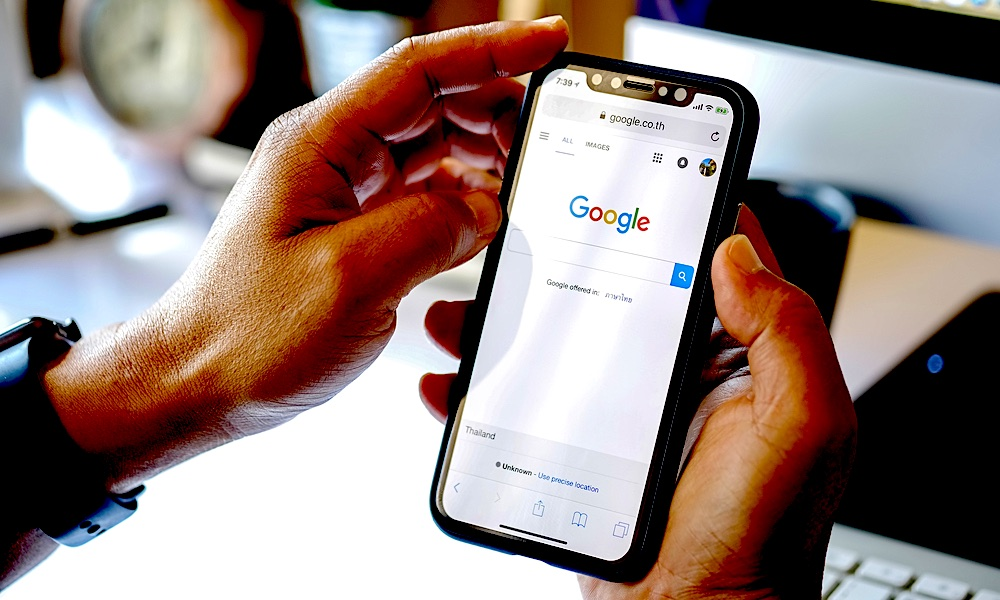 Google Iphone X Search Privacy