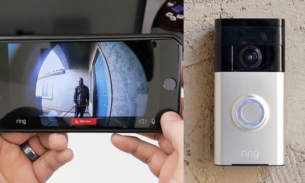 Ring Video Camera