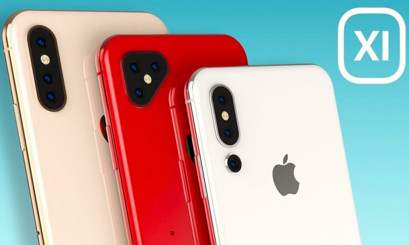 Triple-Lens iPhone 11, iPhone XR 2 Rumored to Launch This Fall