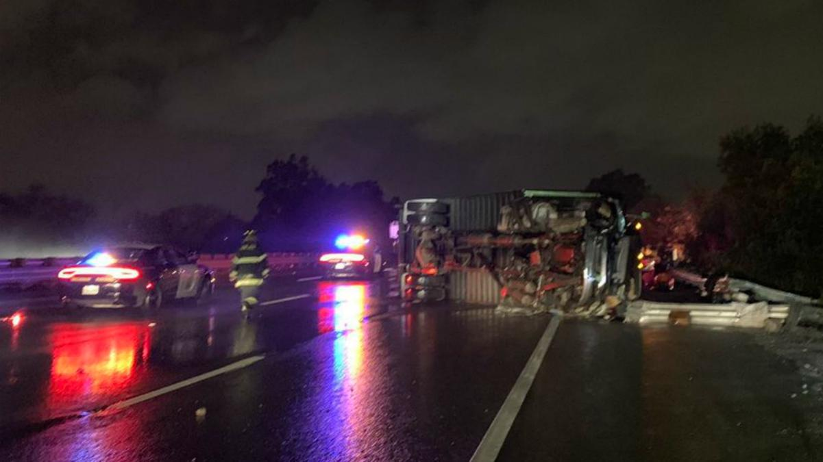 Fatal Box Truck Crash In San Jose