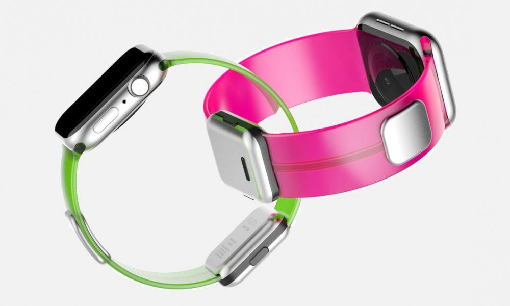 Aura Band Apple Watch