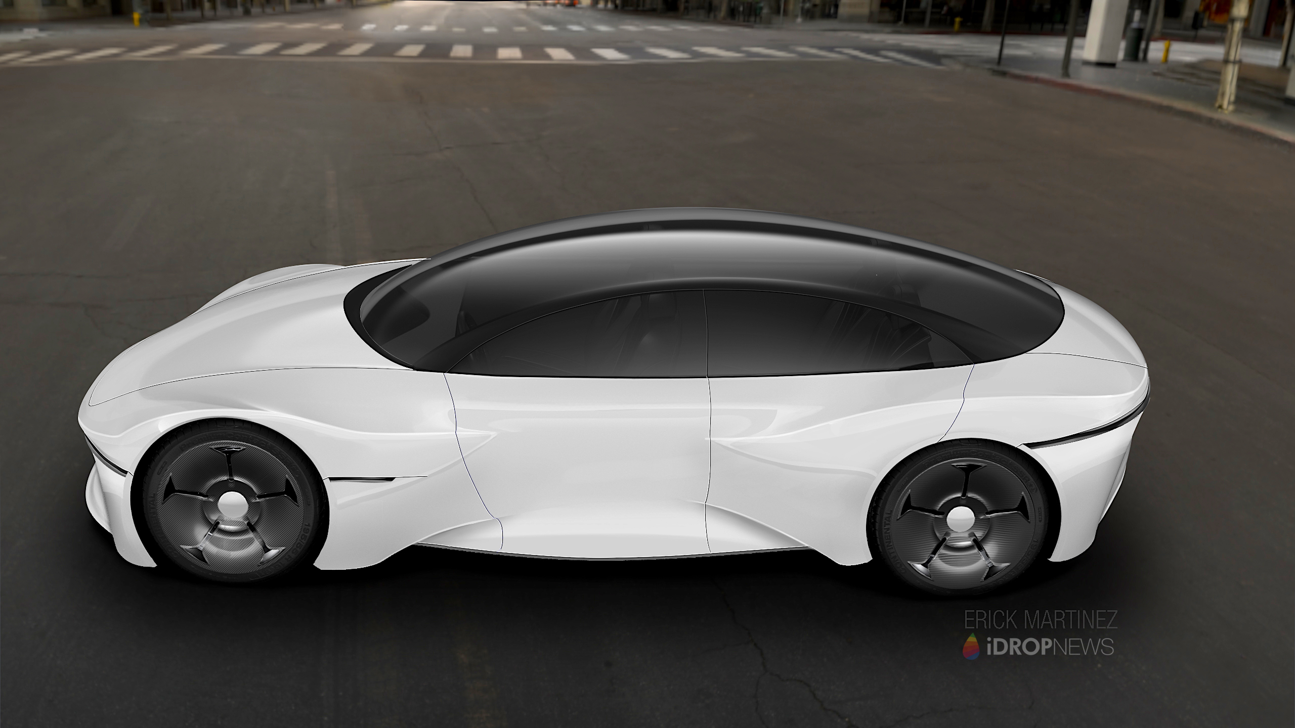 Apple Car Concept Renders iDrop News 4