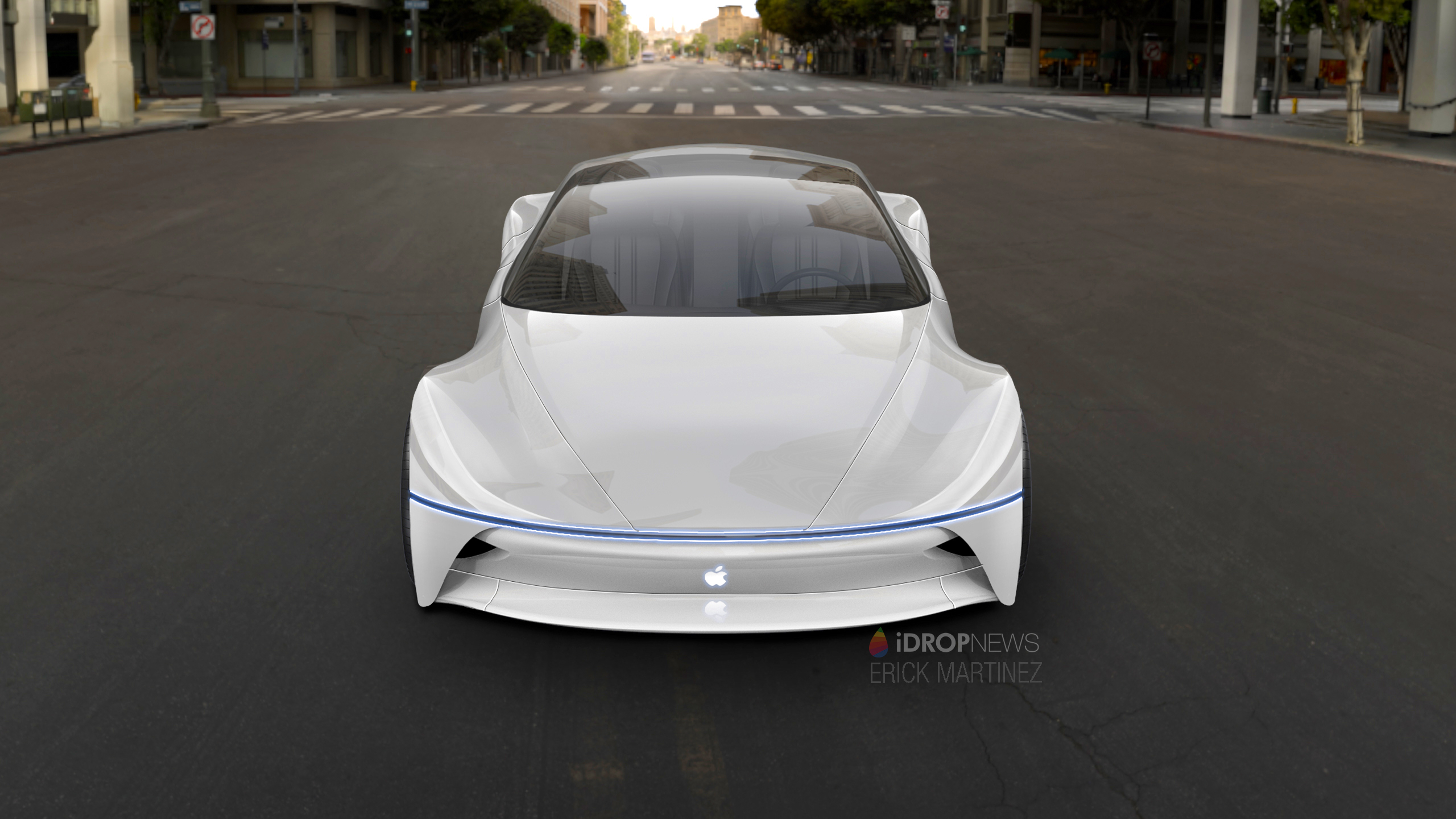 Apple Car Concept Renders iDrop News 3