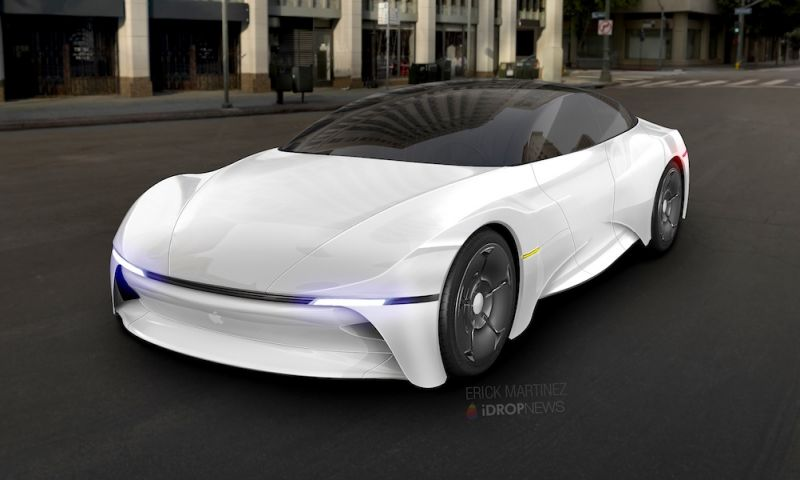 The Apple Car Is Coming – Here Are Eight Things You Need to Know