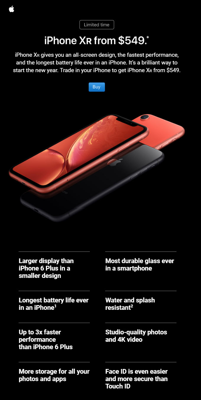 Iphone Xr Email1