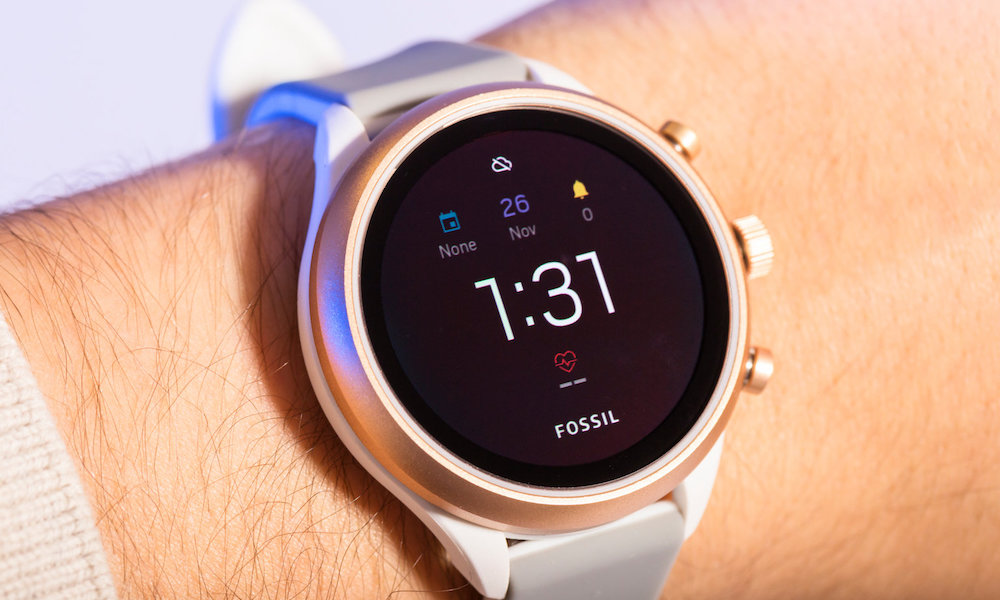 Google Wear Os Fossil
