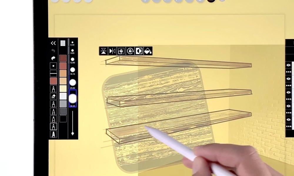 Ipad Pro Morpholio Trace Apple Pencil