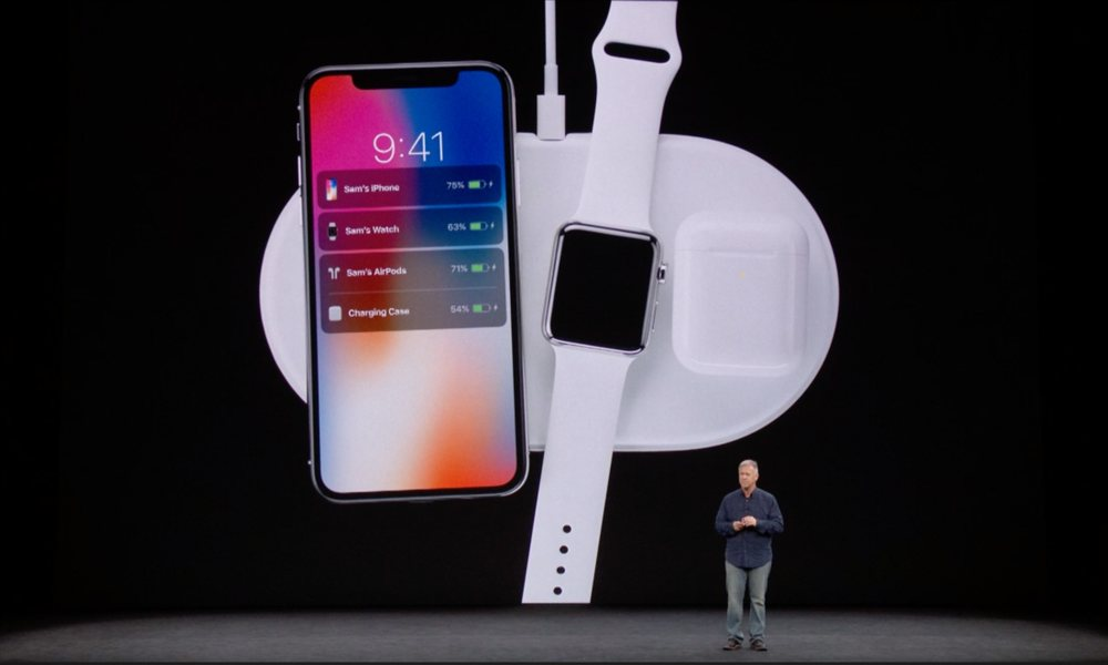 Airpower Announcement Apple Event Phil Schiller
