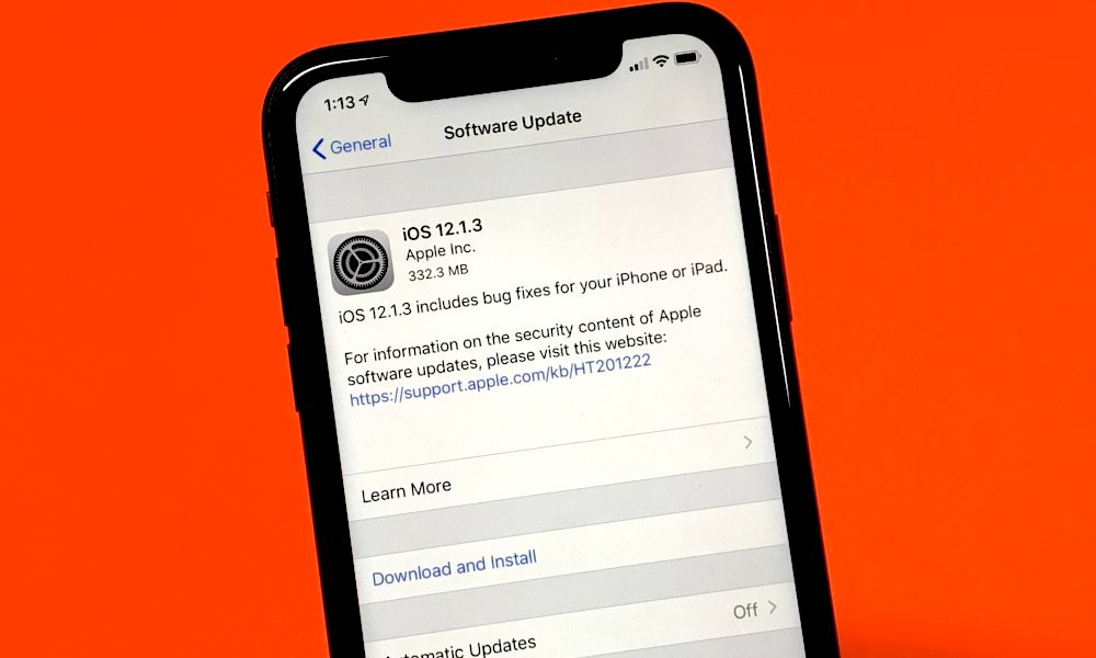 Why You Should Download the Latest Apple Software Updates Immediately