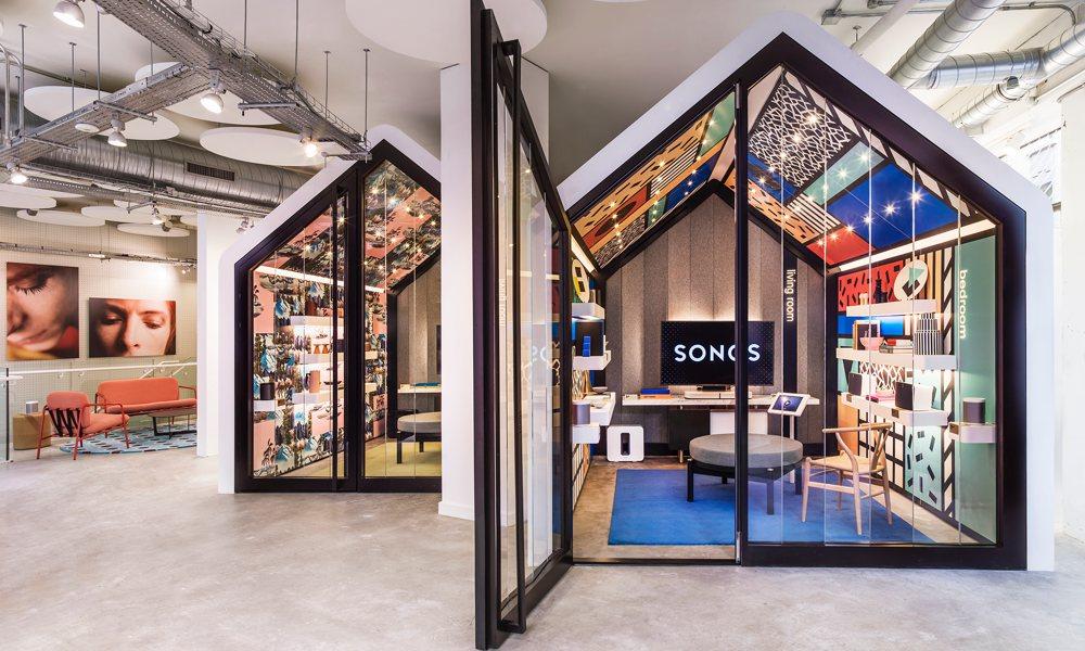 Sonos Retail Store London
